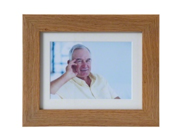 Discreet Photo Memorial Frame